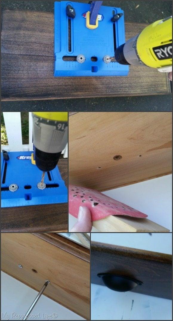 how to use kreg jig clamp
