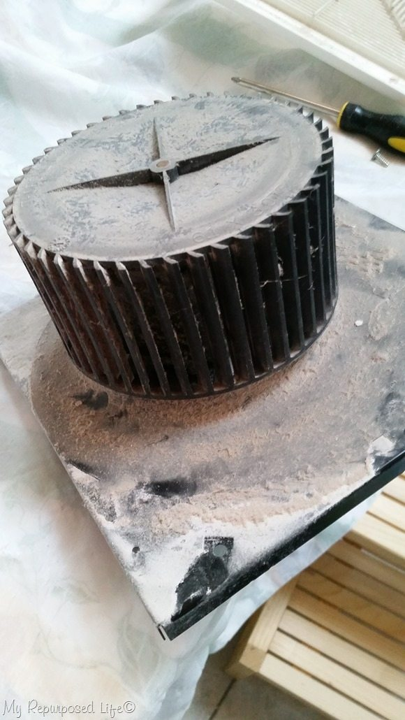 How To Clean And Oil An Exhaust Fan And More My Repurposed Life