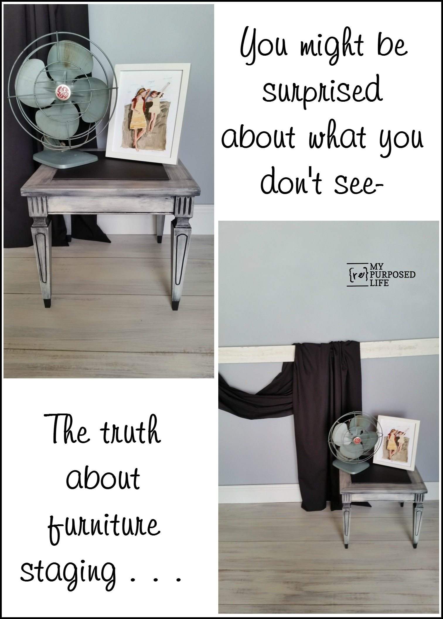 the-truth-about-furniture-staging-using-a-fake-wall-fake-floor-and-more-myrepurposedlife-com