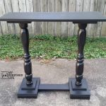black-double-pedestal-table-made-from-scraps-MyRepurposedLife.com_.jpg