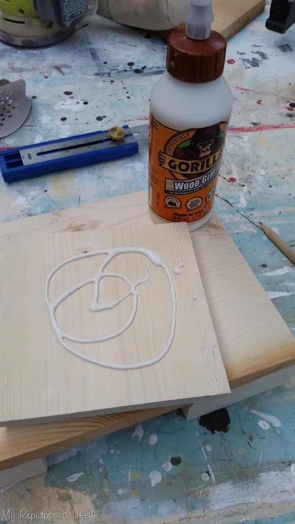 more wood glue