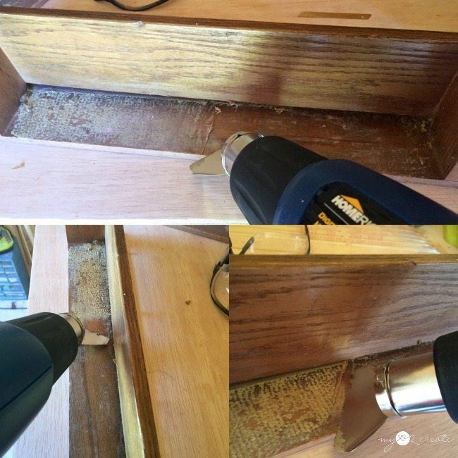sing-a-heat-gun-to-remove-glue