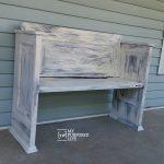 antique-door-bench-myrepurposedlife-com