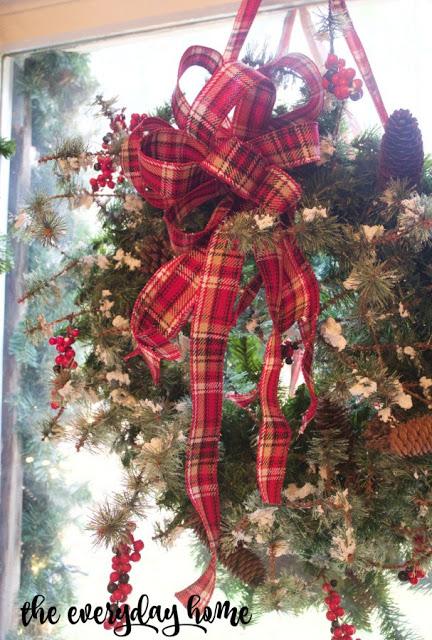 pretty Christmas wreath