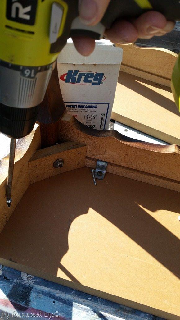 kreg pocket hole screws