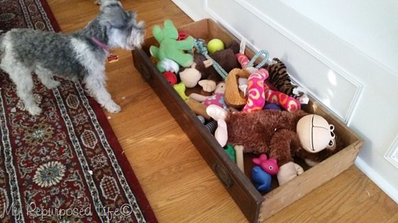 lulu mae and her toys