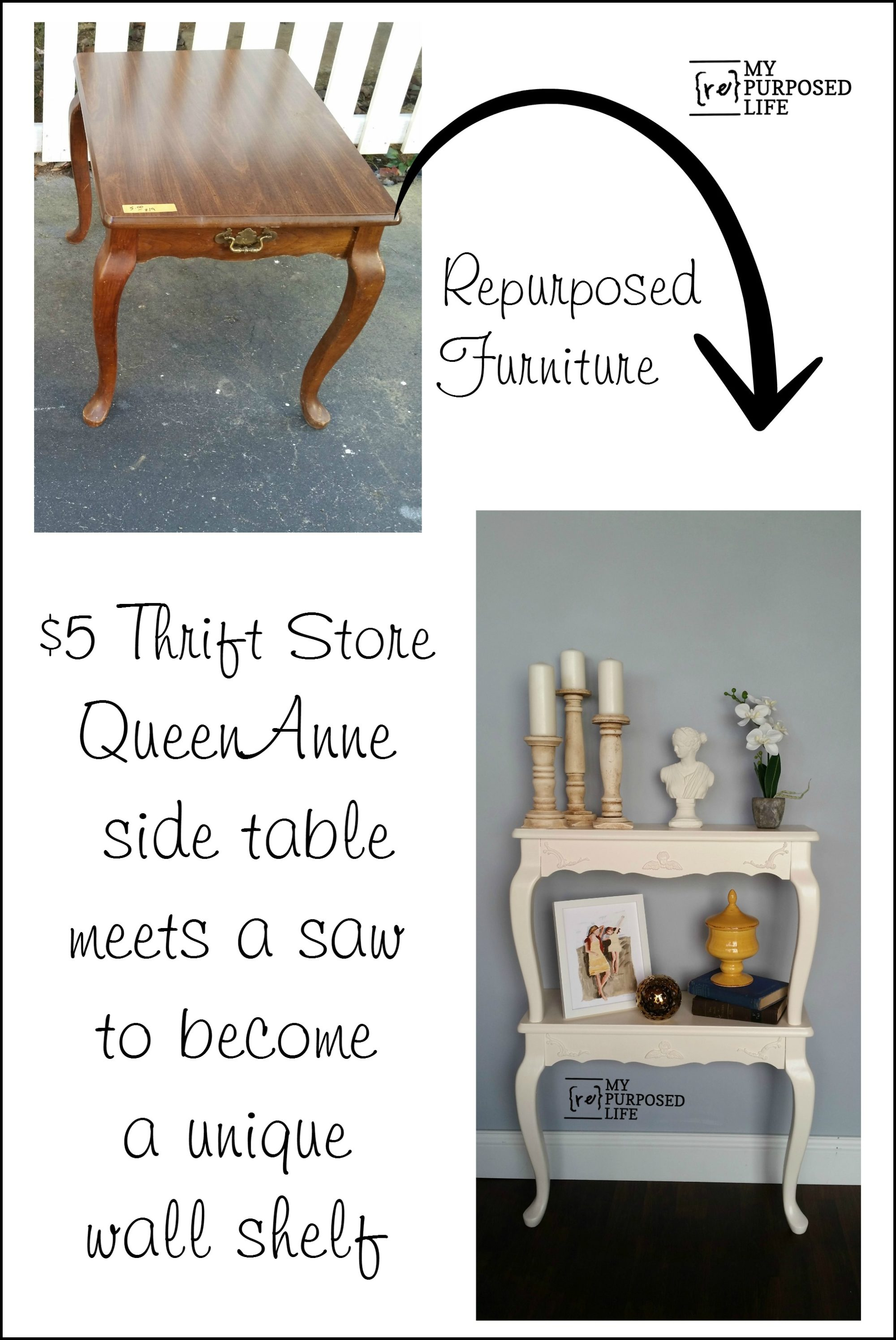 repurposed table ideas - My Repurposed Life®