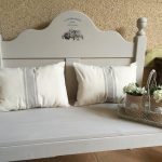 Headboard and Chair – The Romantic Bench