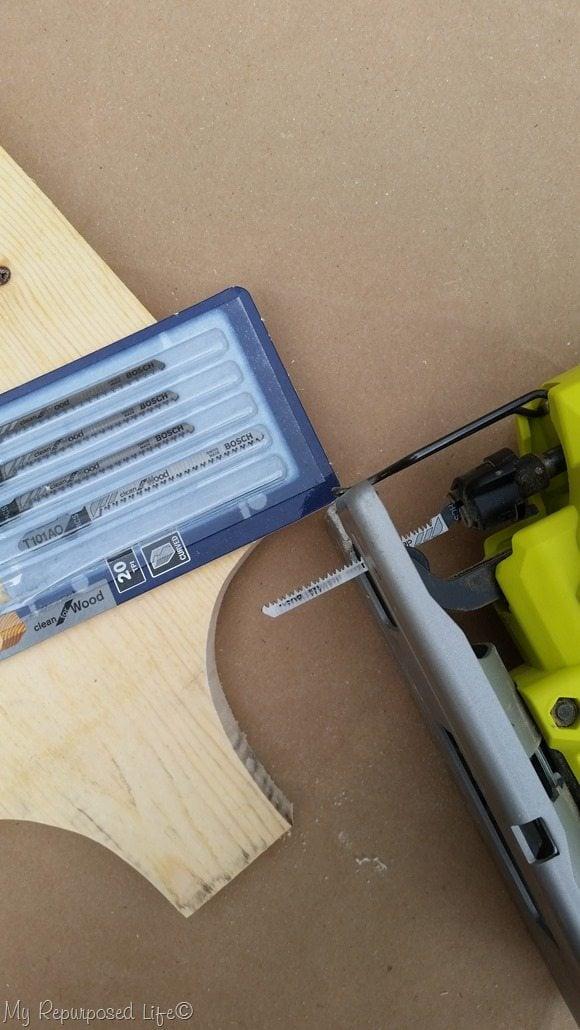 using a jigsaw bosch clean cut jigsaw blades