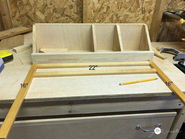 repurposing crib rails