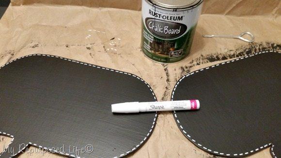 oil paint sharpie paint pen