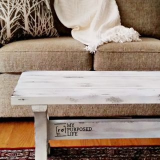 Hopkins 2×4 Farmhouse Bench