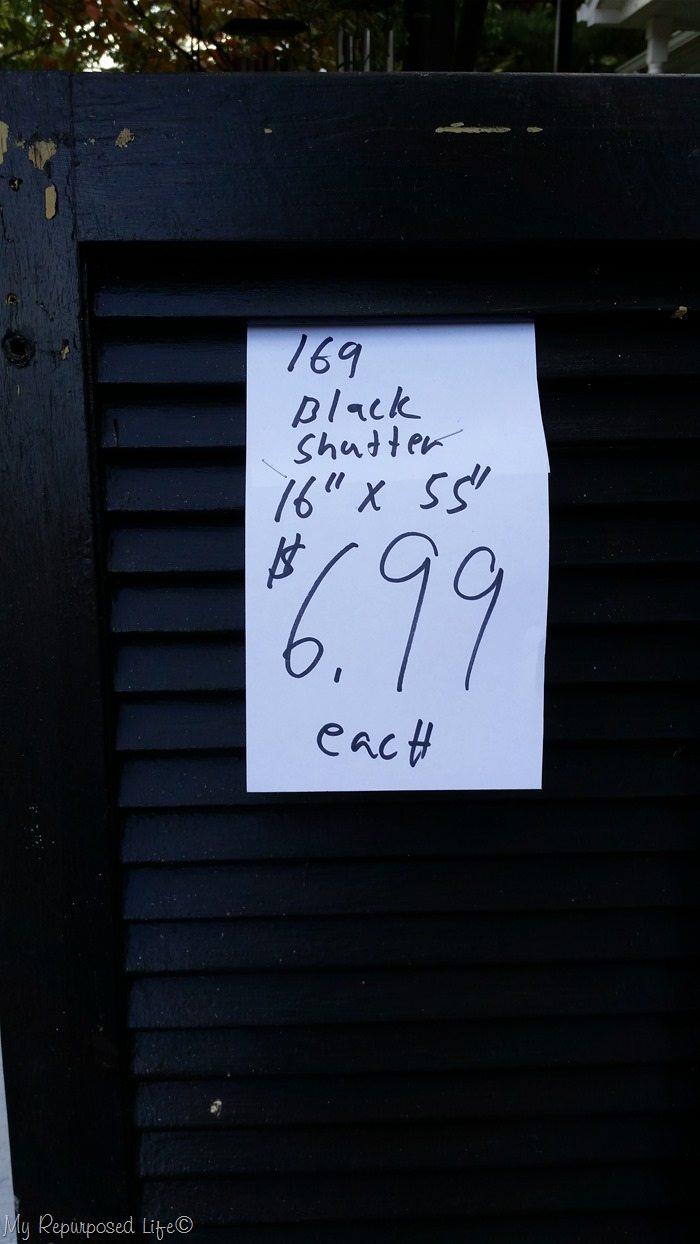 cheap shutter