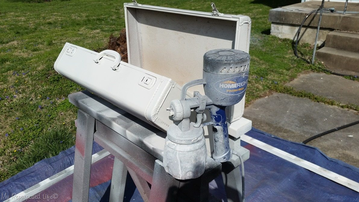 paint suitcase homeright finish max