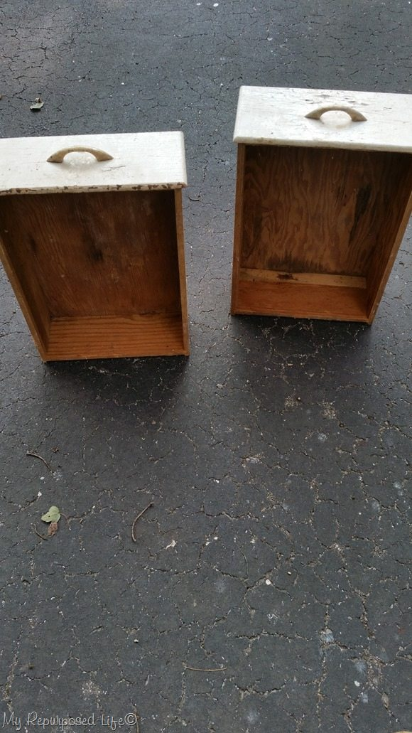 free cabinet drawers