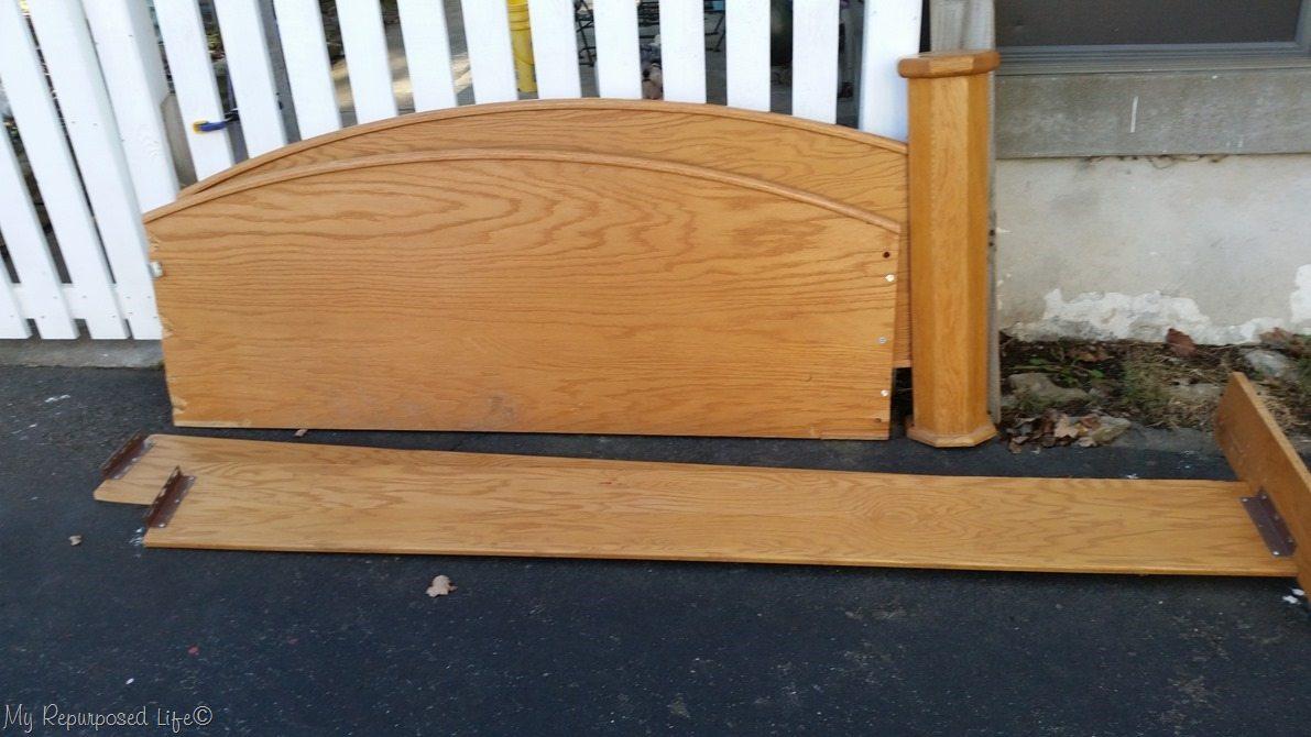 headboard foot board