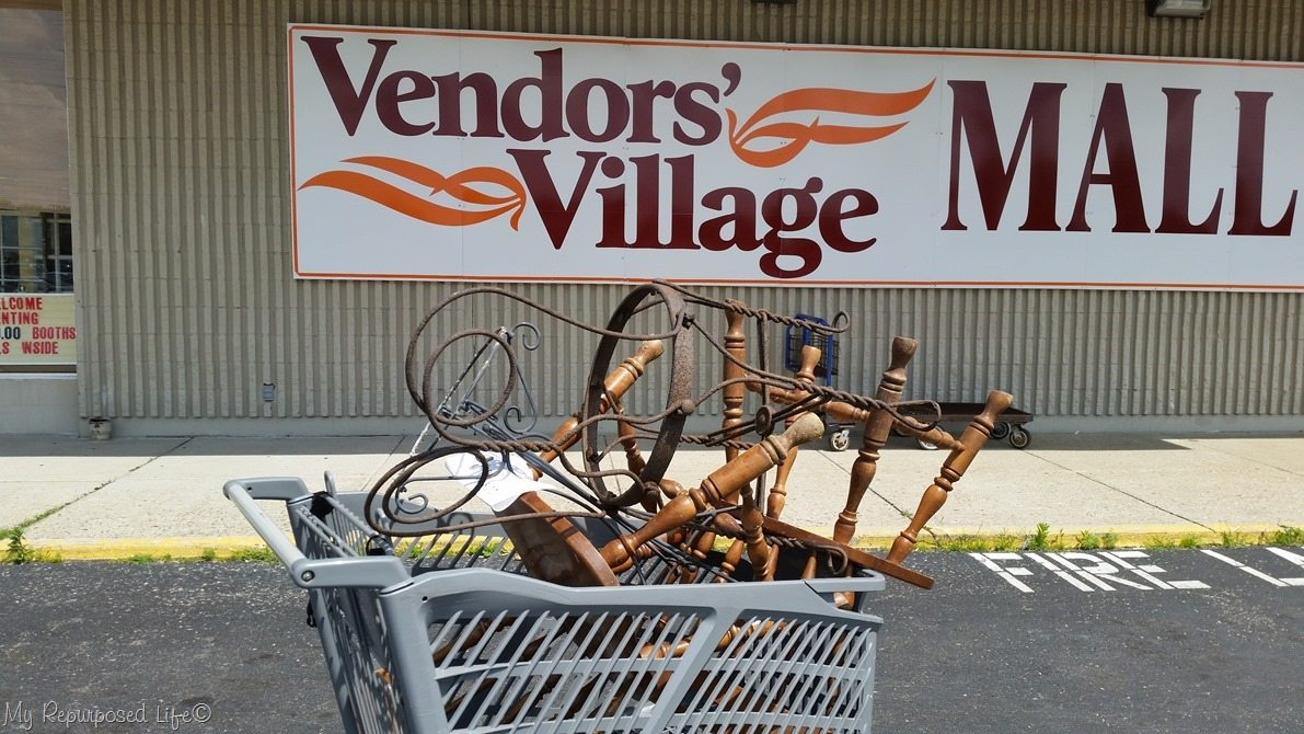 vendors' village