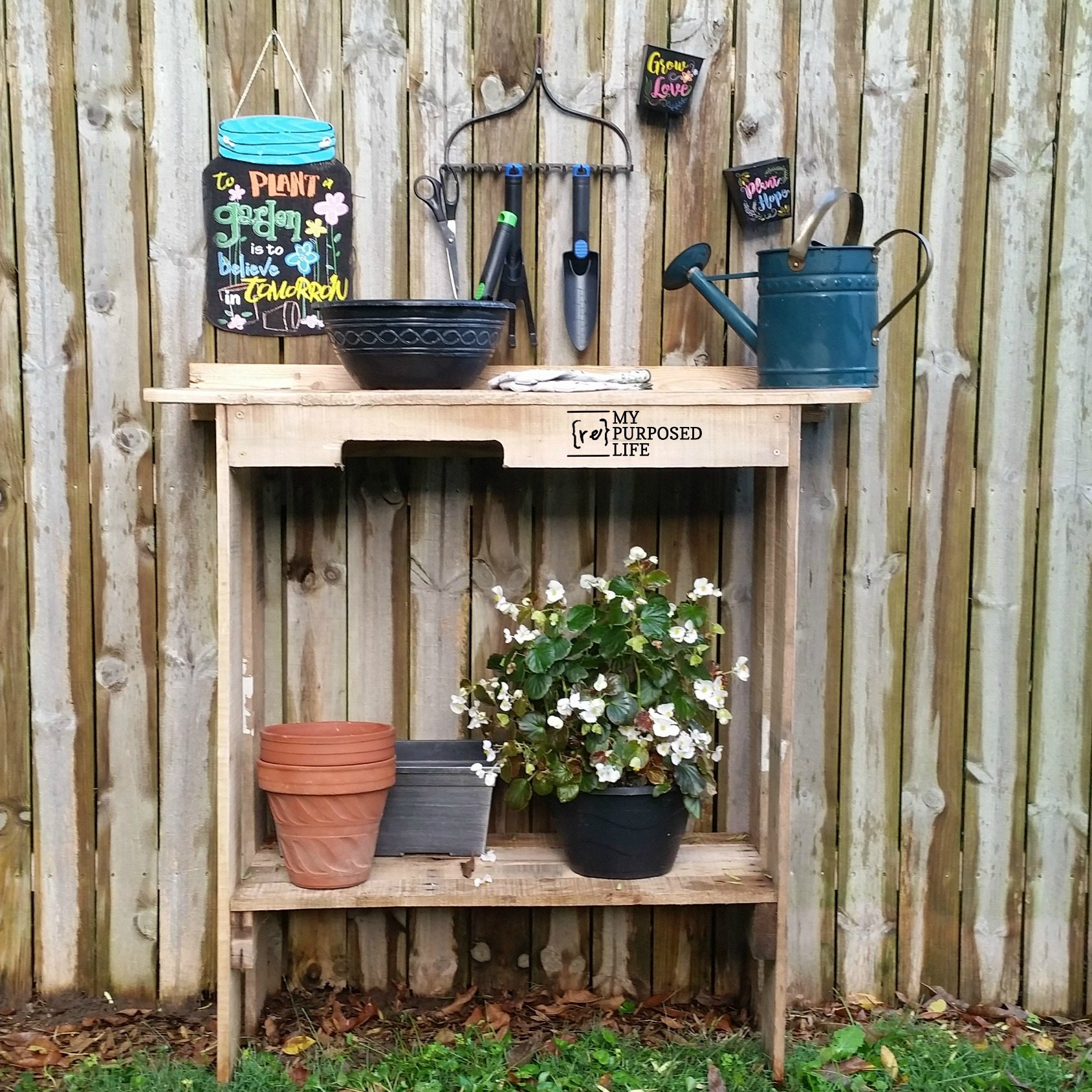 ONE Pallet Project