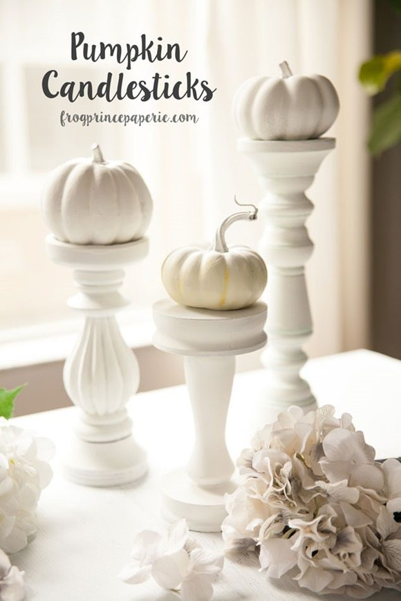 Recycled-Pumpkin-Candlesticks-3