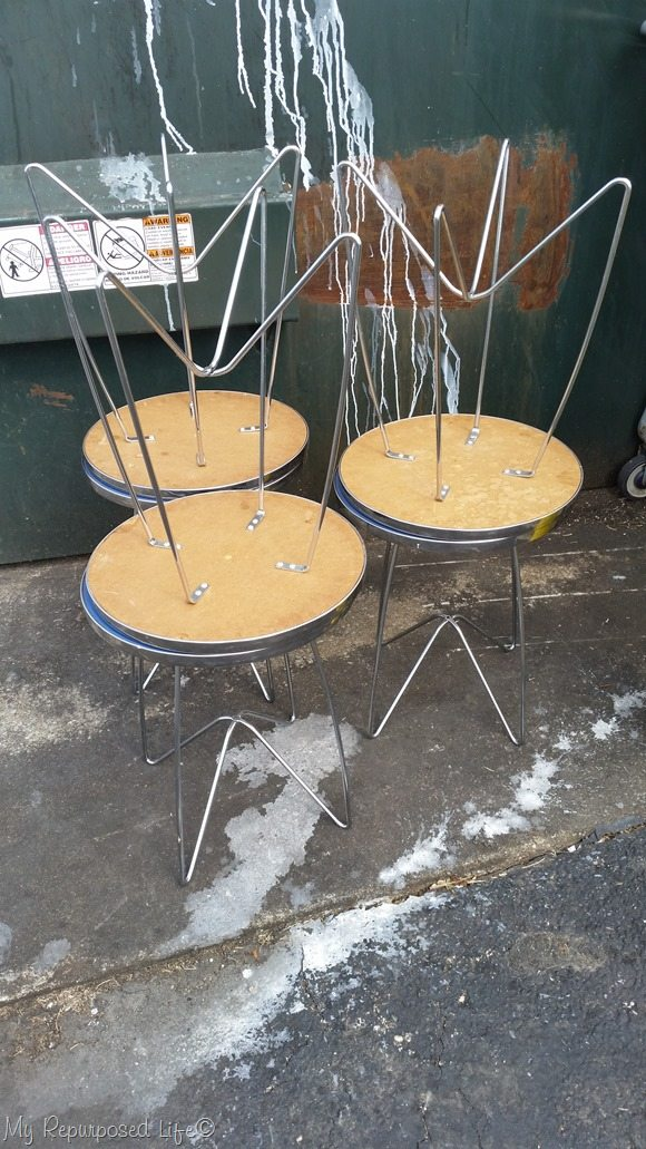 free metal leg tables