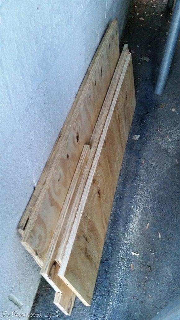 free plywood