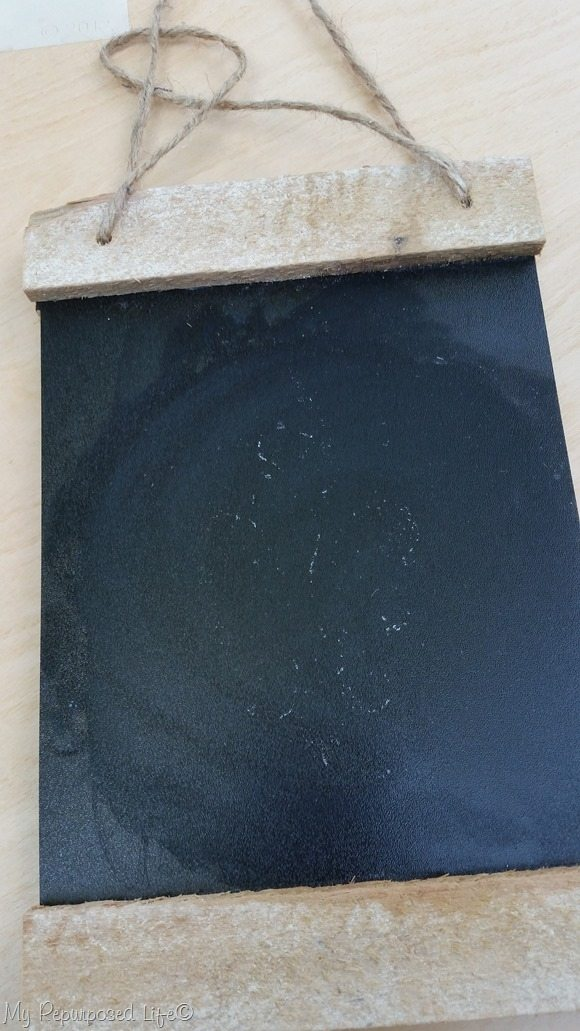 liquid chalk ghosting