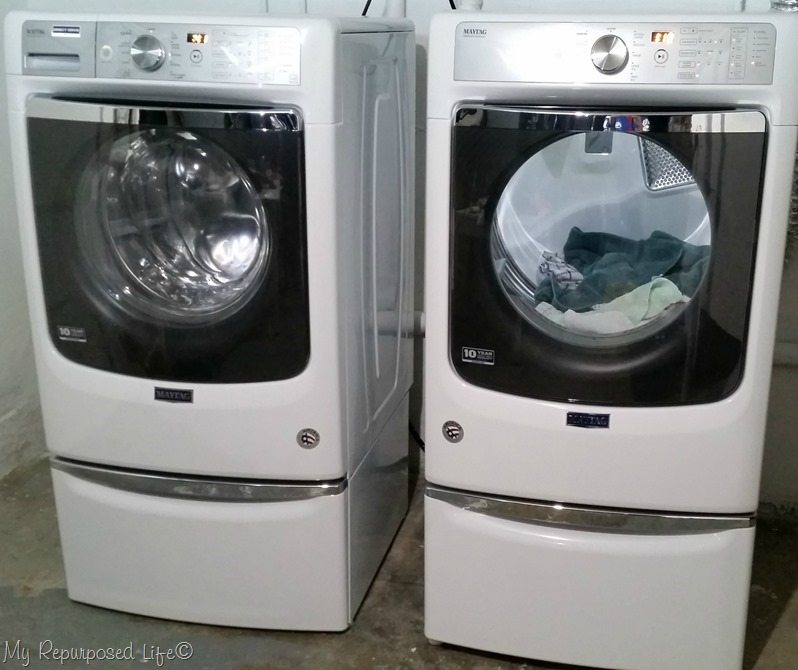 maytag laundry suite