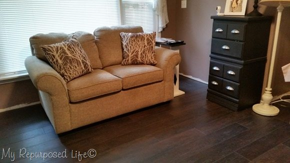 Laminate Flooring Living Room. san leandro home decorators laminate flooring How to Lay Laminate Floating Floors  My Repurposed Life