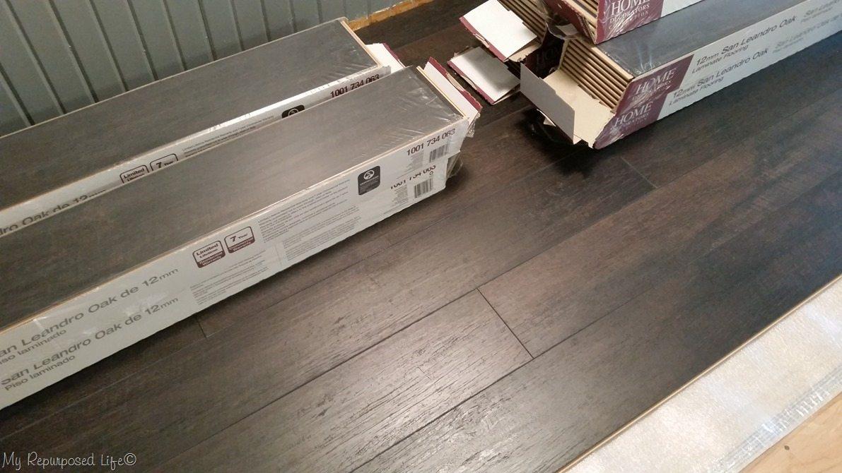 Home Decorators Laminate Flooring Depot