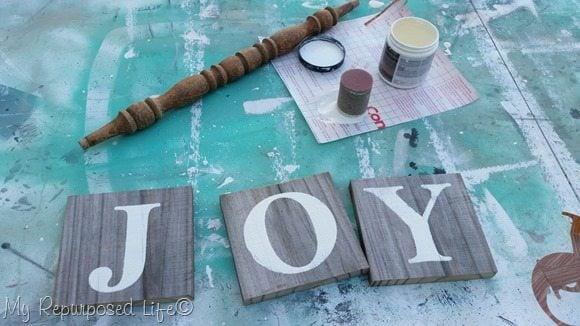 joy spindle sign