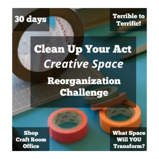 Clean Up Your Act Basement Shop Before