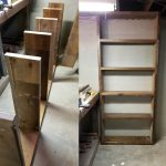 Easy Build Storage Shelf for the Basement Shop