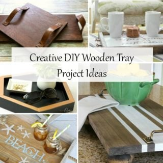 DIY Tray Ideas | Easy Projects