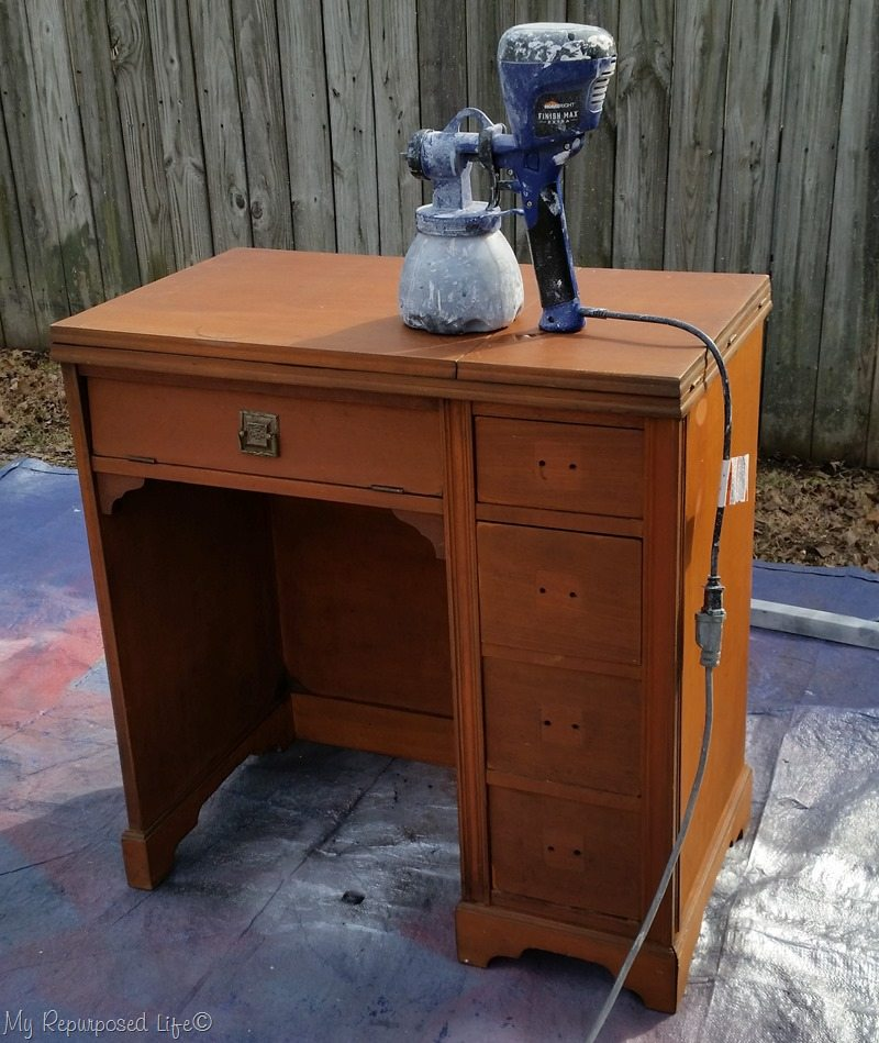 Using Tsp Before Painting Furniture