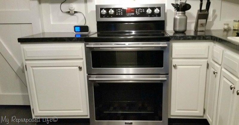 maytag range double oven