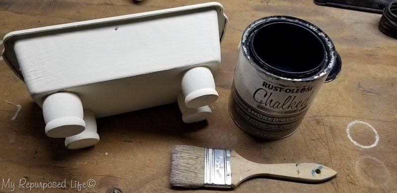 smoked glaze