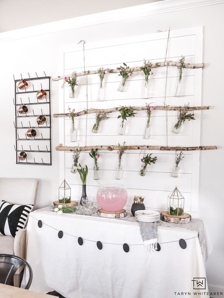 Hanging-Floral-Display-