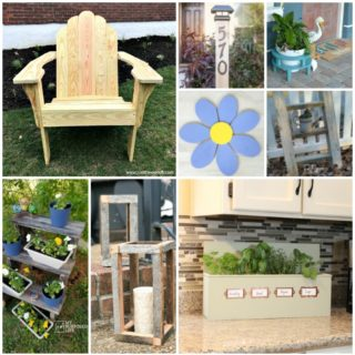 Spring Themed Wood Projects