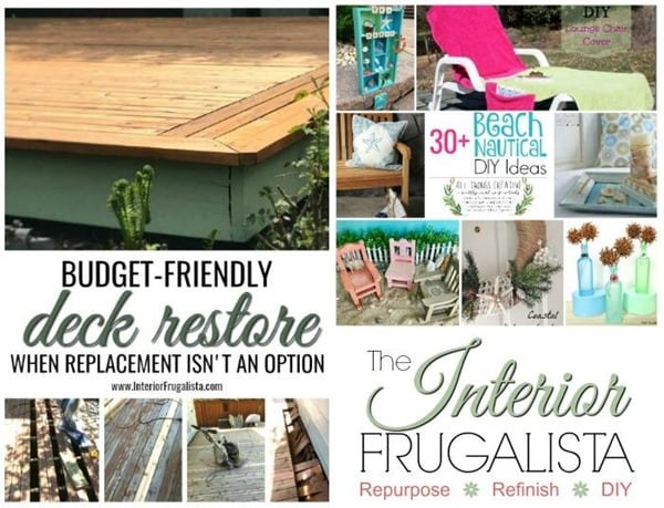 Last week Interior Frugalista