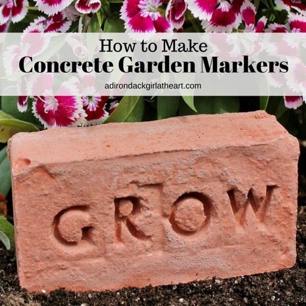 how-to-make-concrete-garden-markers-adirondackgirlatheart-com