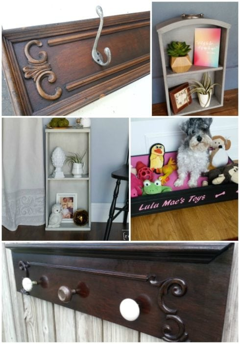 repurpose ideas for drawers