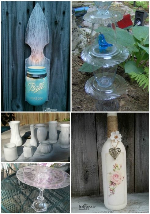 How To Repurpose Furniture And Household Items My