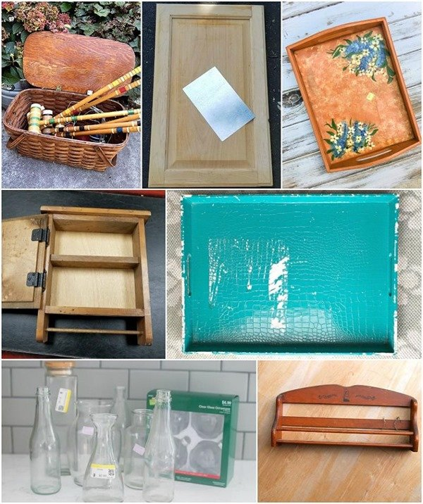 awesome easy thrift store projects