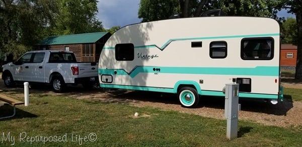 vintage cruiser camper
