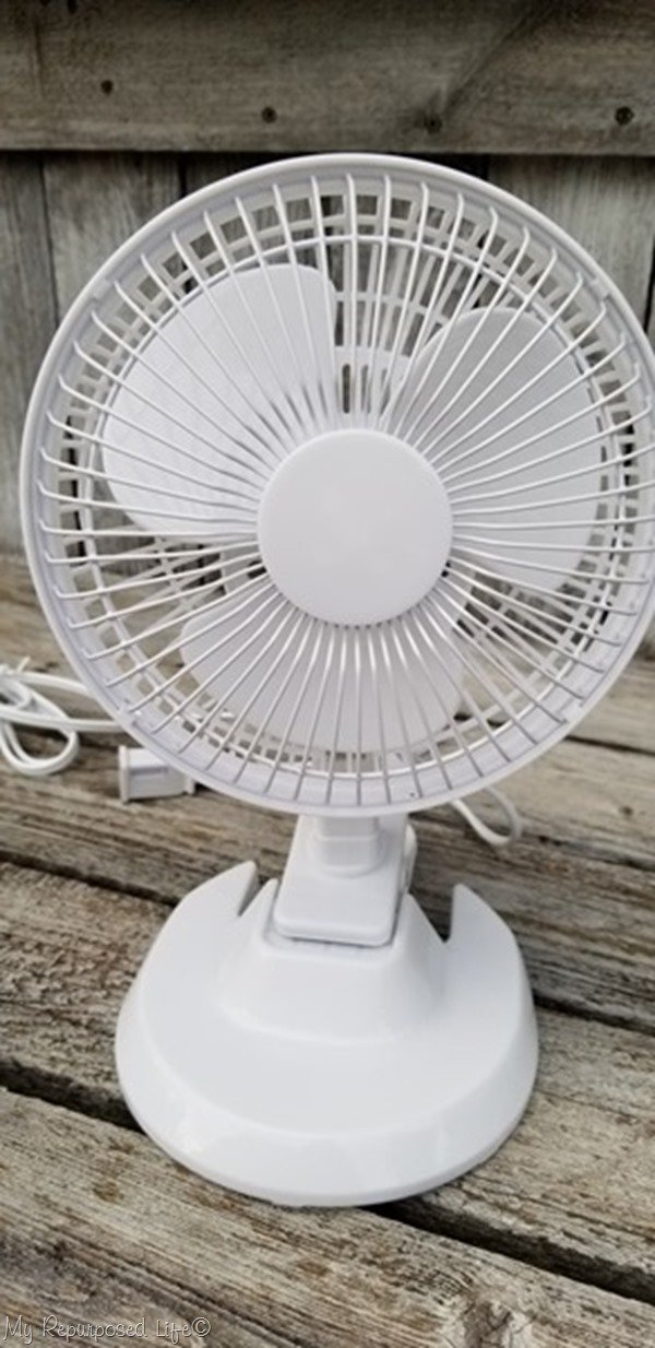 cheap plastic fan convertible clip fan