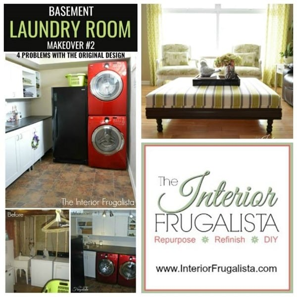 last week on Interior Frugalista