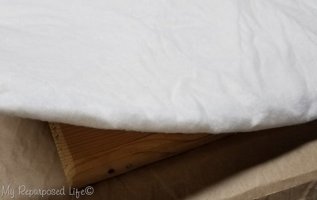 cotton batting material
