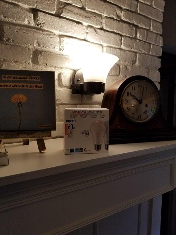 new cree light bulbs