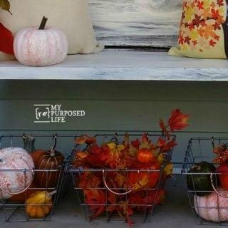 Updated Dollar Store Pumpkins