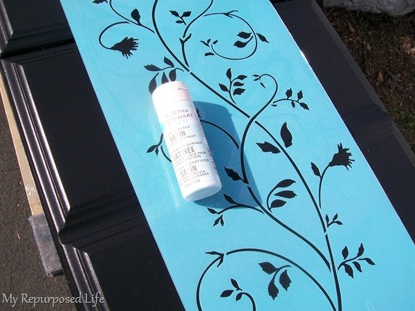 martha stewart paint and stencils